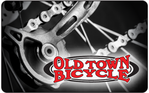 Old Town Bicycle Gift Card