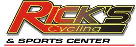 Rick's Cycling & Sports Center Home Page