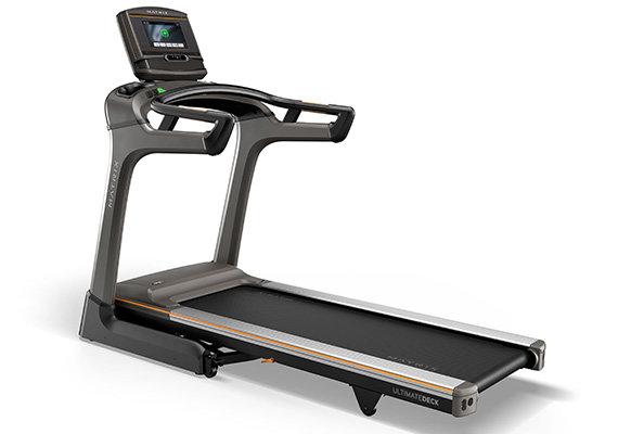 Matrix TF50 Treadmill | XER Console