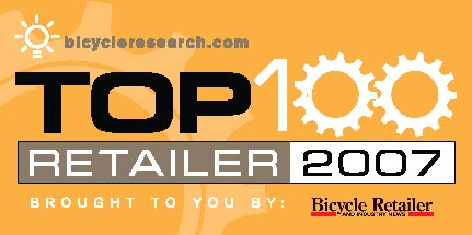 Top 100 Dealer for 2007
