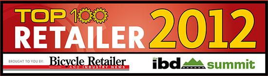 Top 100 Retailer for 2012