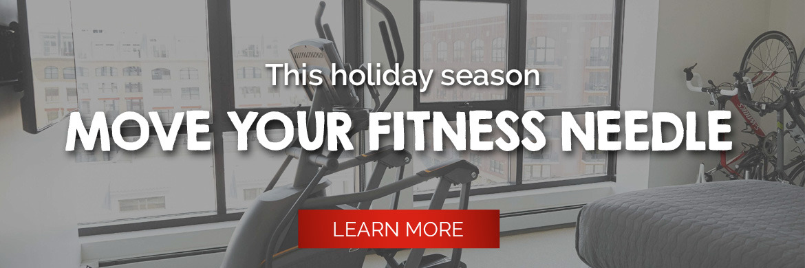 Holiday Fitness Equipment deals at Russell's Cycling & Fitness