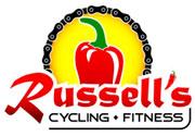Russell's Cycling & Fitness Center Logo