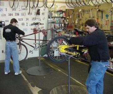 Washington, IL Bike Shop - Bicycle Service & Repair