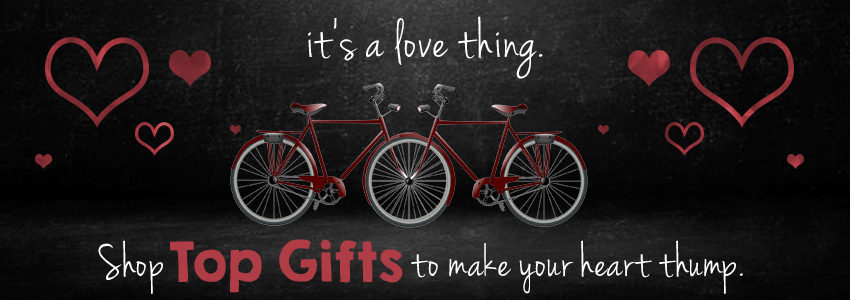 Top Cycling Gifts for Valentine's Day