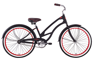 Del Sol Cruisers Tradewinds Women's Cruiser