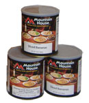Mountain House #10 Cans - Ground Beef