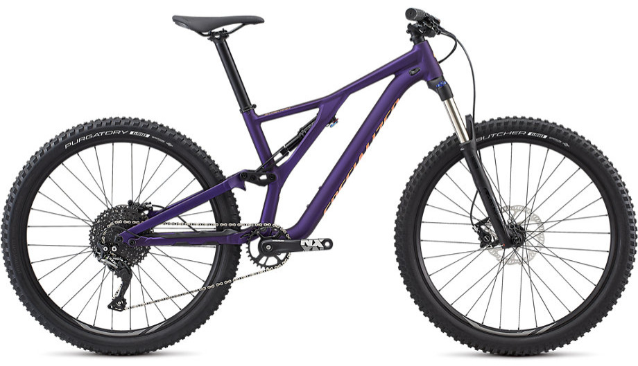 Specialized Stumpjumper ST 27.5 & 29 bicycle