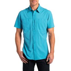 Kuhl Clothing Men's Wunderer S/S Shirt