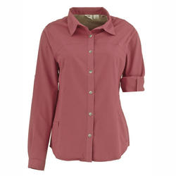 White Sierra Women's Gobi Desert Long Sleeve Shirt