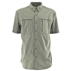 White Sierra Men's Kalgoorlie Shirt S/S