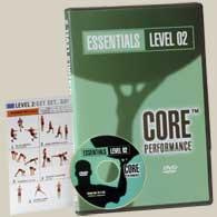GoFit Core Performance Essentials DVD Level 2