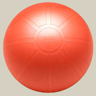 GoFit Ultimate Core Stability Ball (600 lb rating) - 65cm