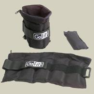 GoFit Ankle Weights - 5lb