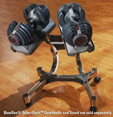 Bowflex Select Tech 552 Dumbbells