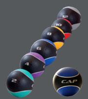 Cap Barbell Medicine Balls