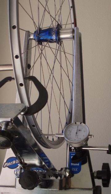 Encina Bicycles Wheel Builds