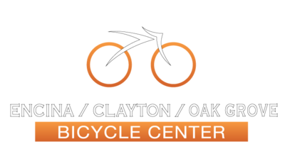 Encina and Clayton Bicycle Centers Logo