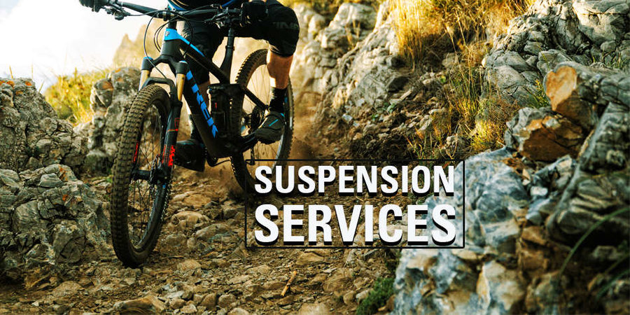 Bike Suspension Services