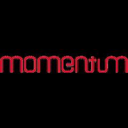 Momentum Bikes logo - link to catalog