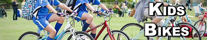 Introduct your children to a healthy lifestyle! Cycling is fun for all ages!