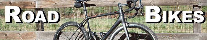 Hit the open road with a road bike from Don's Bicycles!