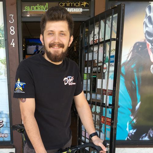 Ian Wilmarth Don's Bike Shop Rialto and Redlands