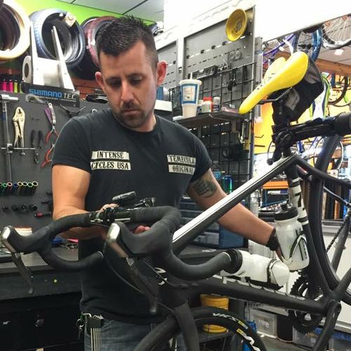 Johnny O'Loughlin Don's Bike Shop Rialto and Redlands