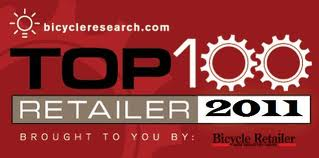 Bicycles Etc. Top 100 Bicycle Store for 2011