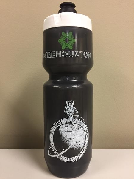 Bike Barn BikeHouston Limited Edition Purist water bottle