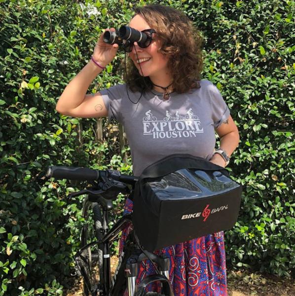 Bike Barn Explore Houston Tee