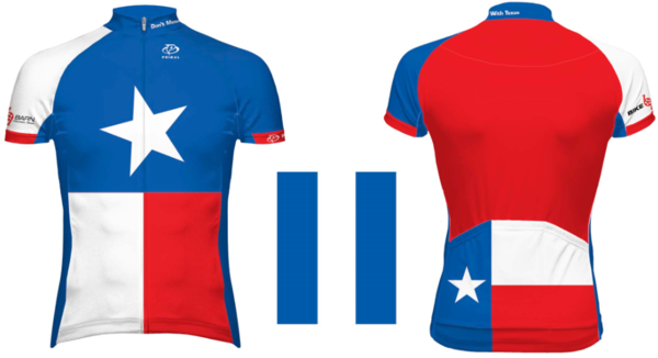 Bike Barn Texas Jersey