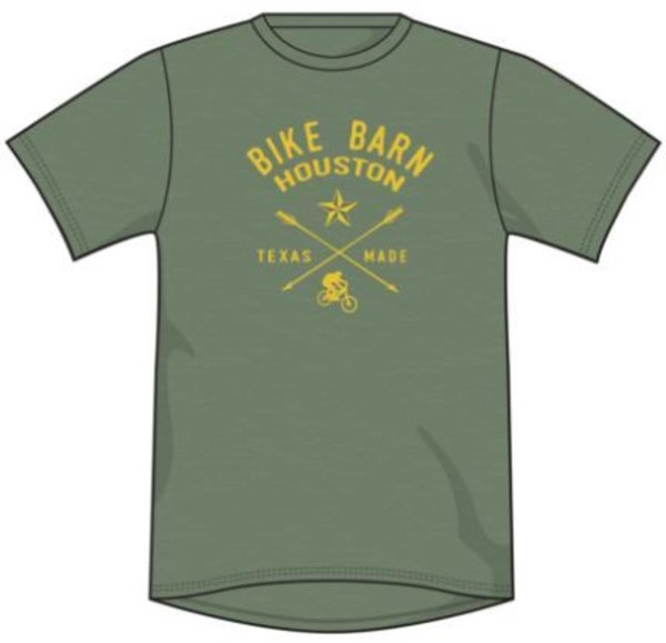 Bike Barn Arrow Tee