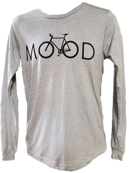 Bike Barn Long Sleeve Mood Tee