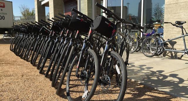 Bike Rentals - Houston Bike Shop | Bike Barn | Buffalo Bayou ...