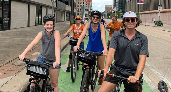 Private Houston Bike Tours
