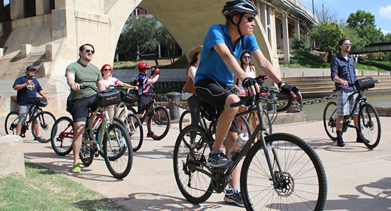 Houston Bike Tours