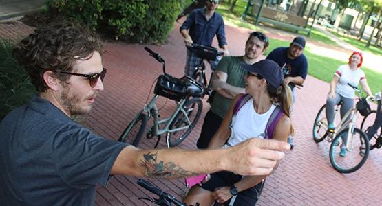 Private Houston Bike Tours
