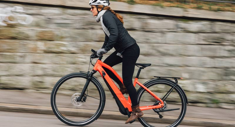 Commuter Electric Bikes