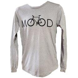 Bike Barn Long Sleeve Mood Tee