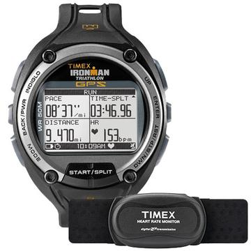 Timex Ironman Global Trainer GPS Watch with Digital 2.4 Heart Rate Monitor