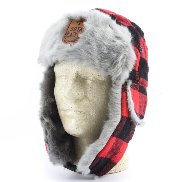 Sota Clothing Lumberjack Bomber