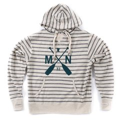 Sota Clothing Afton Striped Hoodie