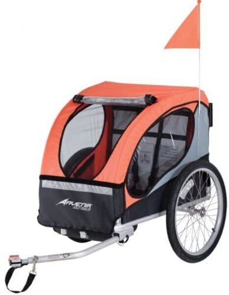 Avenir Solo Trailer with Stroller Conversion