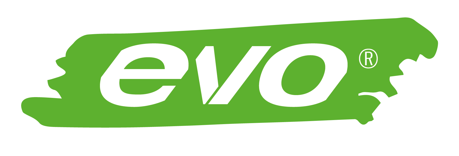 Evo logo with link