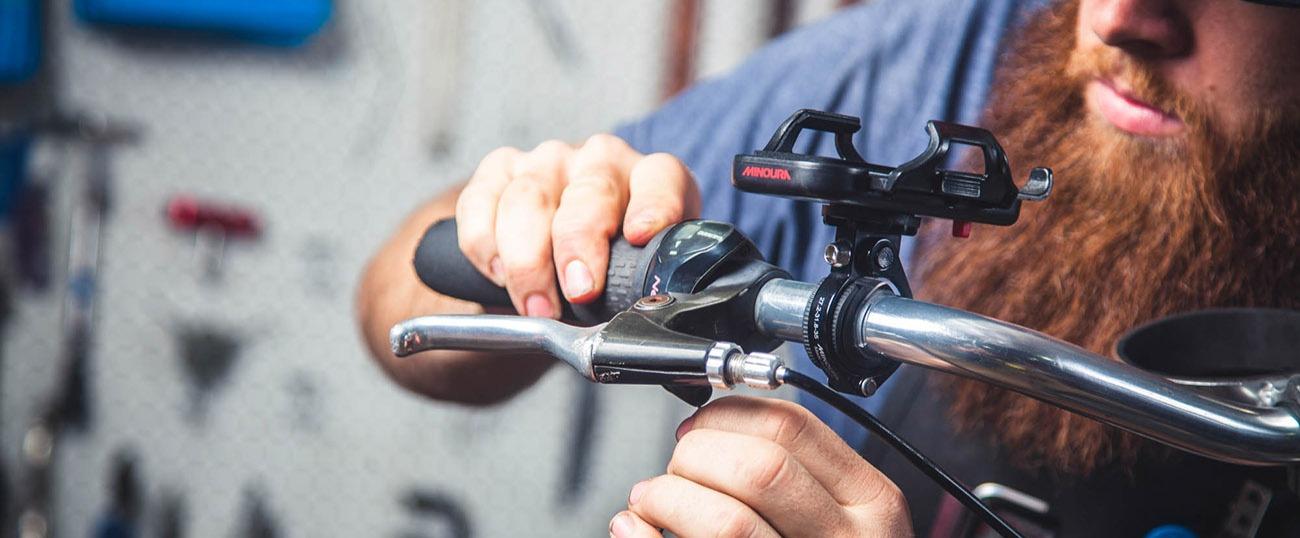 Bike Repair & Service at Doug and Marion's
