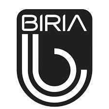 Biria logo with link