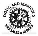 Doug And Marion's Bike Sales & Repairs Logo