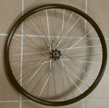 POC 451 Front Wheel