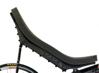 "POC 2"" Seat Foam for BAC EUROMESH"